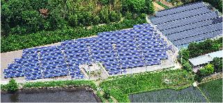 土地活用(太陽光発電)